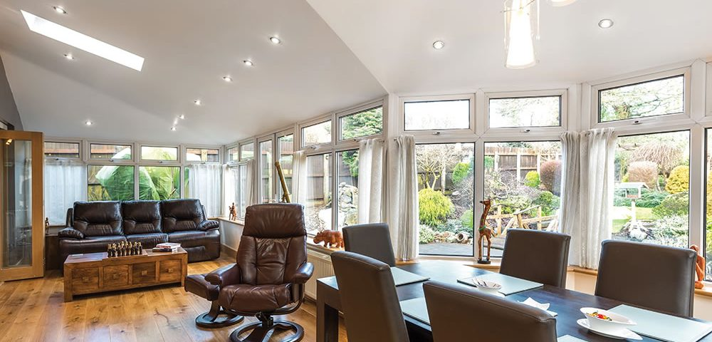 Conservatory and Orangeries Compared